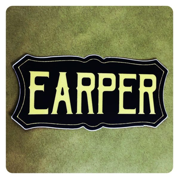 Earper Sticker