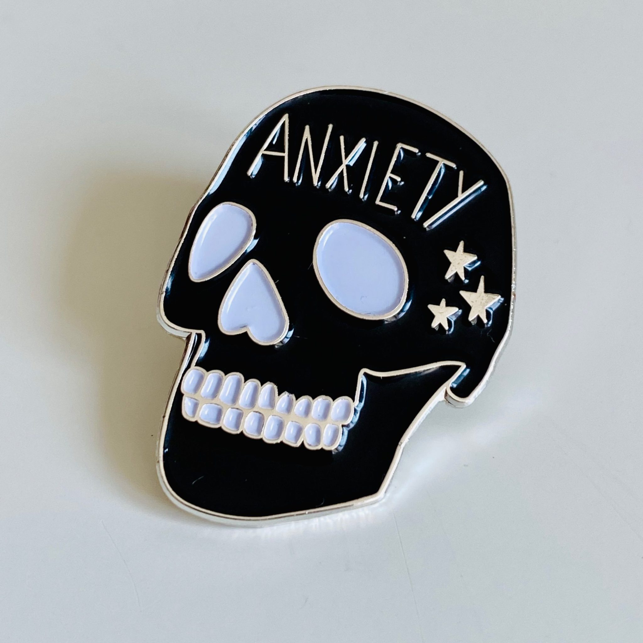 Vanlis Anxiety Pin