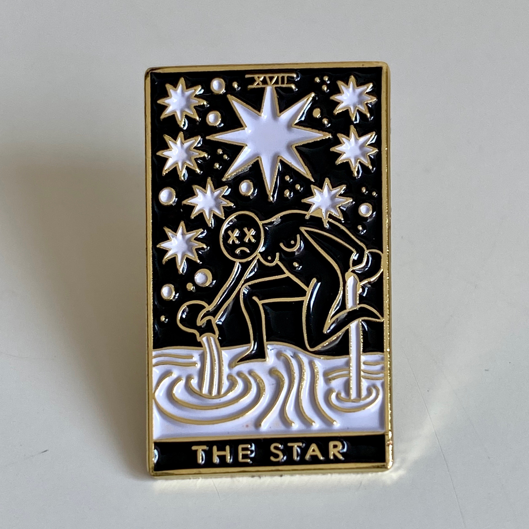 Vanlis The Star Pin