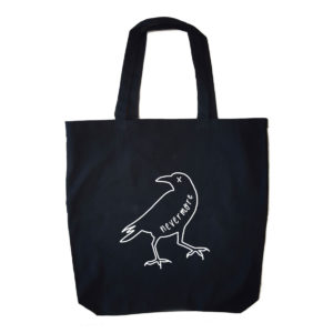 Vanlis Nevermore Book Bag